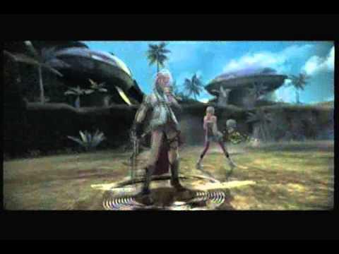 Final Fantasy XIII-2: Clock Stopper Achievement Trick