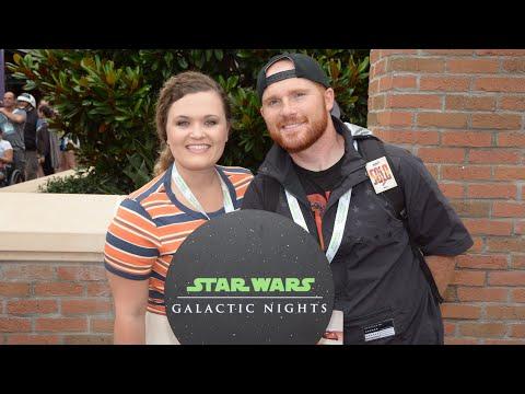 STAR WARS: Galactic Nights at Disney's Hollywood Studios May 2018!
