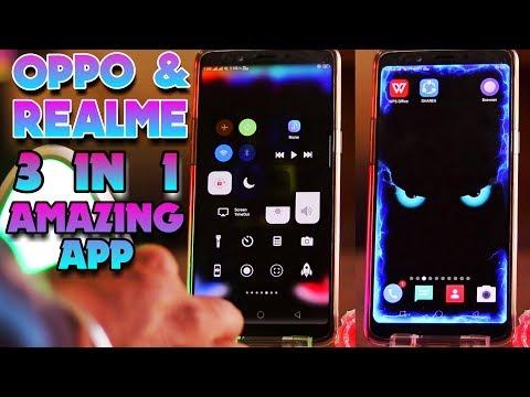 Oppo & Realme 3 in 1 Amazing App
