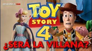 TOY STORY 4 todo lo que SABEMOS, BETTY será la VILLANA?