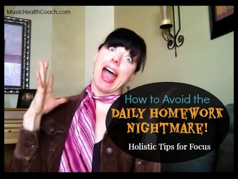 How to Help Your Kids Stay Focused During Homework