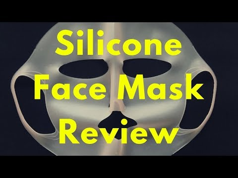 Silicone Face Mask Review - Massage Monday #394