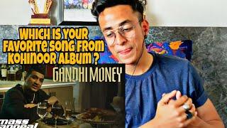 DIVINE - GANDHI MONEY REACTION