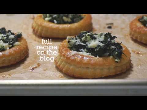 Gluten free Puff Pastry Recipe from Nicole Hunn of Gluten Free on a Shoestring