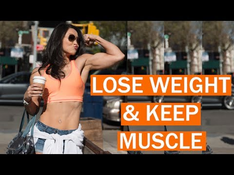 How to lose weight and keep muscle - FAQ 2