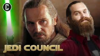 Will Qui-Gon Jinn Appear in the Obi-Wan Film? With Epic Meal Time