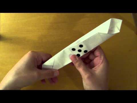 Origami Dice - Tutorial