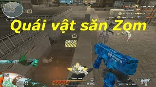 [ Bình Luận CF ] Xuất hiện siêu súng SMG : Steyr TMP-Intel  - Tiền Zombie v4