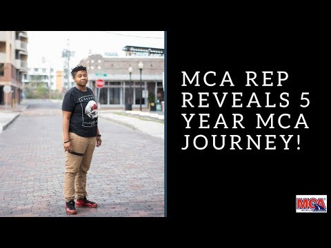 MCA Review 2018 - MCA Rep Reveals Personal 5 Year Journey With MCA
