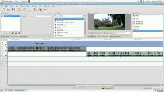 Download Removing & adding audio to a video clip - Kdenlive