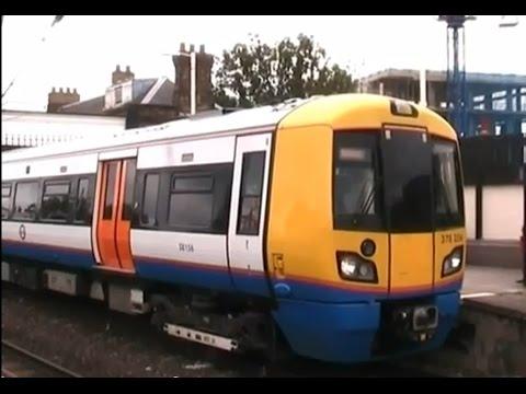 Buses & Trains around London - June 2013