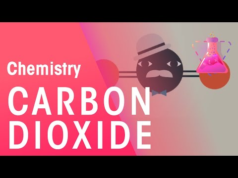 Covalent Bonding in Carbon Dioxide | Chemistry for All | FuseSchool