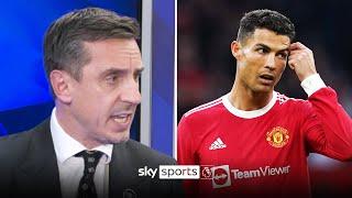 Has the role of Ronaldo been a bad influence? | Nev & Carra argue over Ronaldo's performances