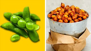 HEALTHY FOOD RECIPES FOR EVERYONE || Kitchen Hacks by 5-Minute Recipes!