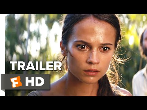 Tomb Raider Trailer #2 (2018) | Movieclips Trailers