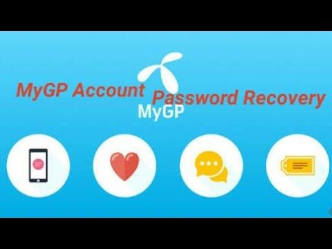 How To Reset MyGP Account Password । কিভাবে MyGP অ্যাকাউন্ট এর পাসওয়ার্ড রিসেট করবেন