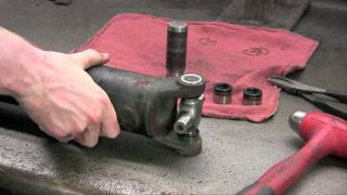 PTI How To Replace a universal joint