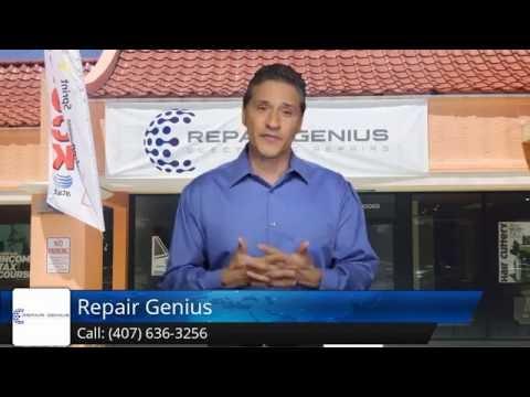 iPhone Repair Company Orlando Fl  (407) 636-3256 -Repair Genius