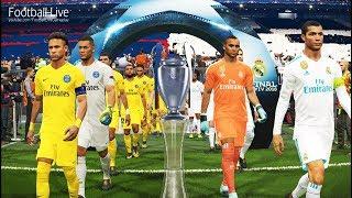 PES 2019 | Barcelona vs Juventus | Final UEFA Champions