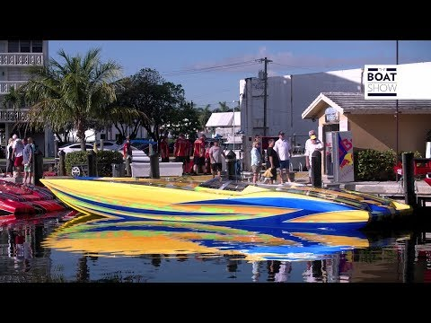 [ENG] TNT CUSTOM MARINE - Interview John Tomlinson - The Boat Show