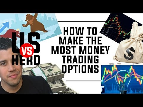 How To Make The Most Money Trading Options