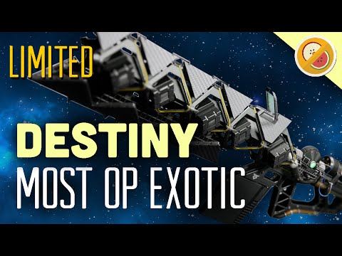 LIMITED: Destiny Most OP Exotic ON SALE Sleeper Simulant