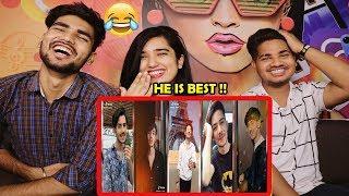 Indian Reacts On FRIENDS FOREVER SHAHEER KHAN, HUSSAIN TAREEN AND MAAZ SAFDAR TIKTOK VIDEOS