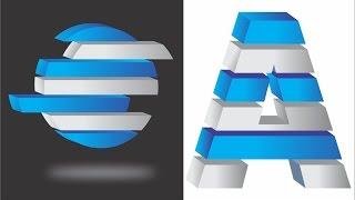 how to make 3d logo 4g in coreldraw - PakVim net HD Vdieos