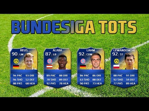 150.000 Coins TOTS Bundesliga Pack Opening [PS3] FIFA 14