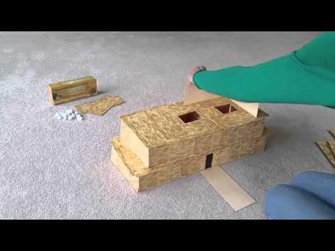 Build a Card House: Kardtects Pyramid Speed Build