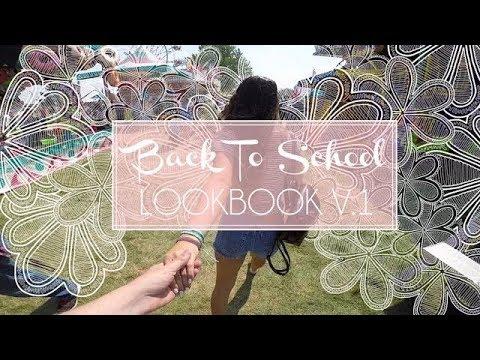 Back To School LookBook V.1