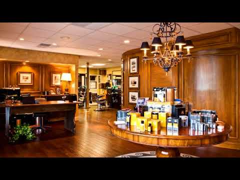 Barber Shop Design Interior Ideas