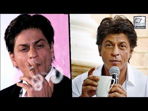 OMG! Shah Rukh Khan SMOKES 100 Cigarettes Per Day??
