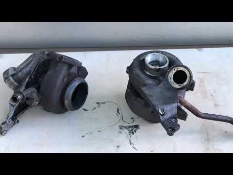Good Turbo VS Bad Turbo What's the Difference Mercedes Sprinter T1N ZIMALETA How To