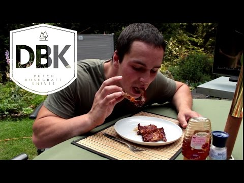 Dutch Oven Cooking - Most Tender Spare Ribs