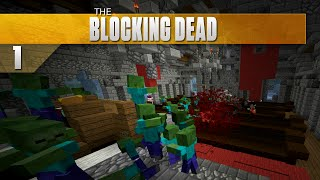 blocking minecraft