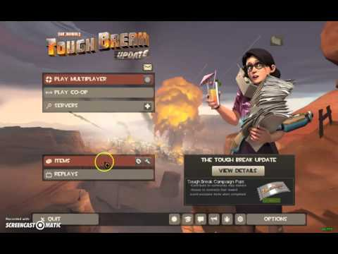 how to get a console in tf2