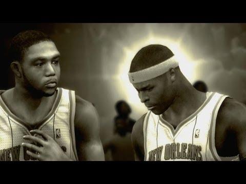 NBA 2K13 My Career Playoffs SFG1 - Brackets Rigged?
