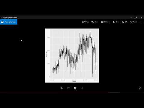 Data Science & Machine Learning -R Script Command Line - DIY- 41 -of-50