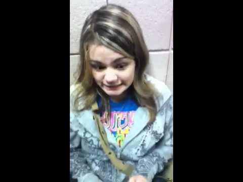 Ashley High From Loritab, Coke, and 5Hour Energy