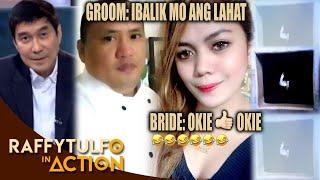 ISINANGLA RAW NI BRIDE ANG WEDDING RING NILA KAYA DI NA TULOY ANG KASAL!