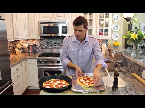 How to Make Pizza at Home | Kitchen Tips with Chef Jon Ashton