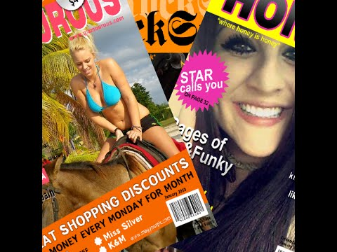 Magazine Cover Maker - Create fake magazine covers with your own photo!
