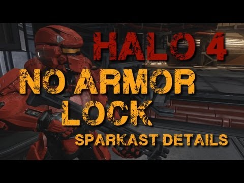 Halo 4 News - No Armor Lock, Cortana Web,  Sparkast Details!!
