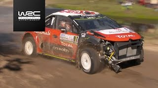 WRC - YPF Rally Argentina 2017: Top 5 Highlights