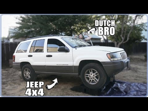 $2,000 Jeep Grand Cherokee 4x4 Series – The Story