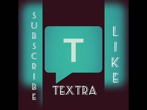 RECOMMENDED APP FOR THE WEEK: TEXTRA