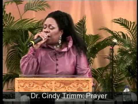 HEALING PRAYER by Dr. Cindy Trimm