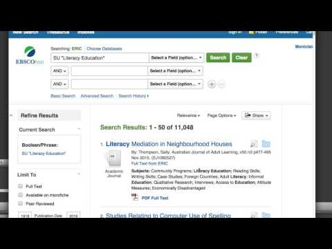 Find 25 Scholarly Articles in Less Than 2 Minutes (or maybe 4)