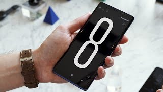 Samsung Galaxy Note 8 hands on